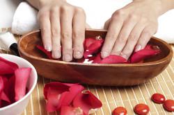 Содовая ванночка для рук при грибке