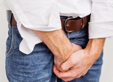 Причины и лечение жжения при мочеиспускании у мужчин