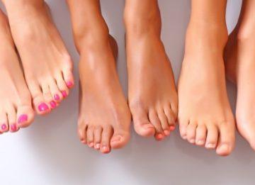 Грибок на ногах: причины и лечение народными средствами