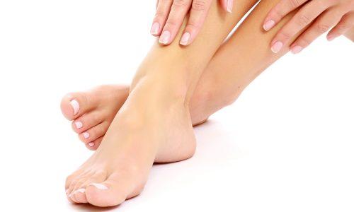 Проблема отека на ногах