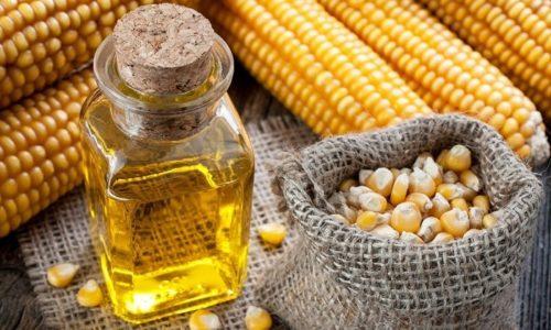 Летний винегрет можно заправить кукурузным маслом